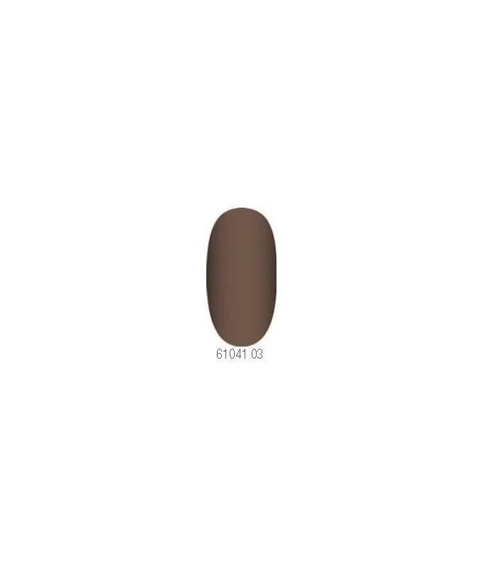 gel de couleur uv pour ongles 5ml marron olive