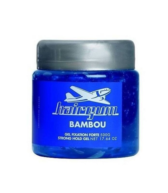 Gel Hair gum Bambou 500 ml