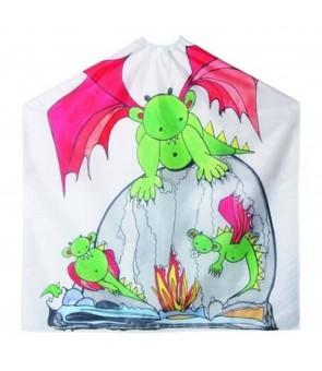 Peignoir enfant dragon