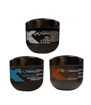 Gel coiffant EXTREMO 500 ml