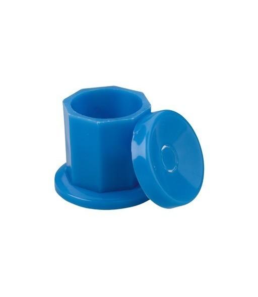 goddet en plastic acec couvercle bleu