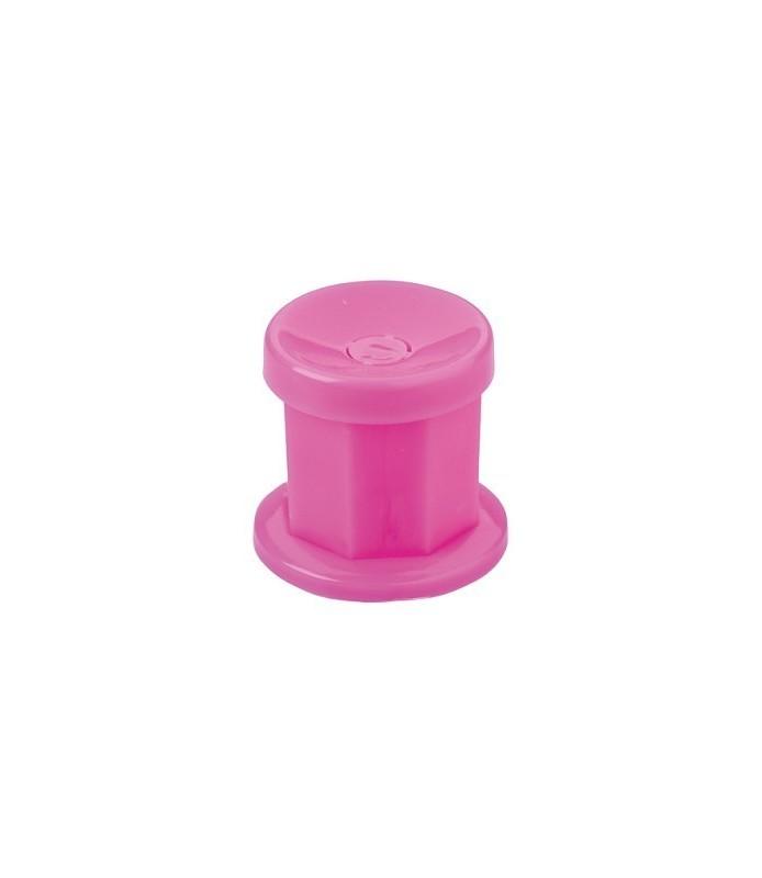 goddet en plastic acec couvercle rose