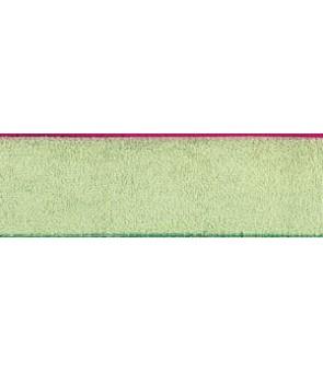 serviettes éponge vert amande douzaine