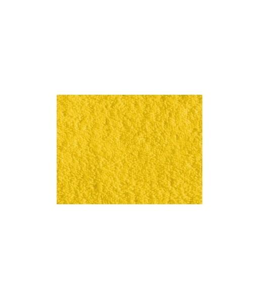 serviettes grand teint jaune douzaine 50 x 75cm
