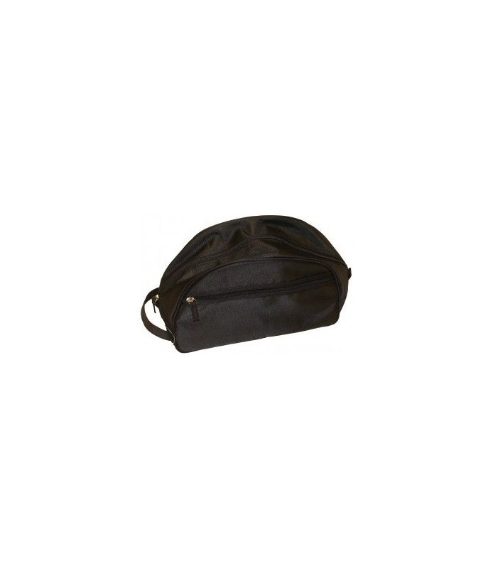 sacoche polyester noire