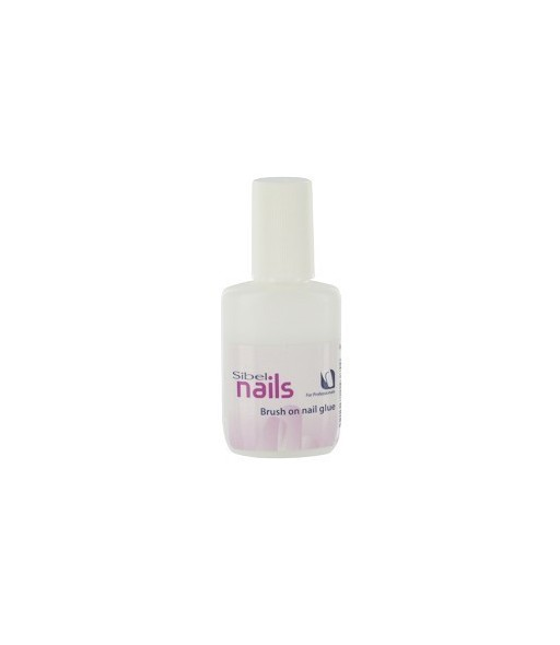 colle pour ongles 14 gr avec brosse
