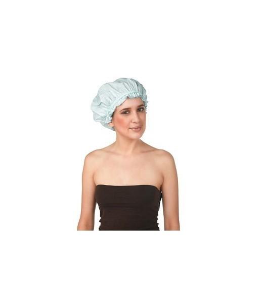 bonnet douche polyester imprime